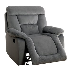 Dascomb Manual Glider Recliner by Red Barrel Studio