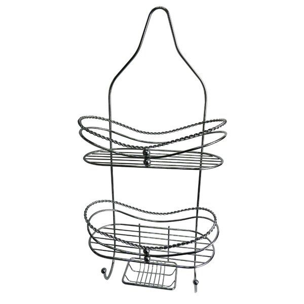Shower Caddy by Elegant Home Fashions
