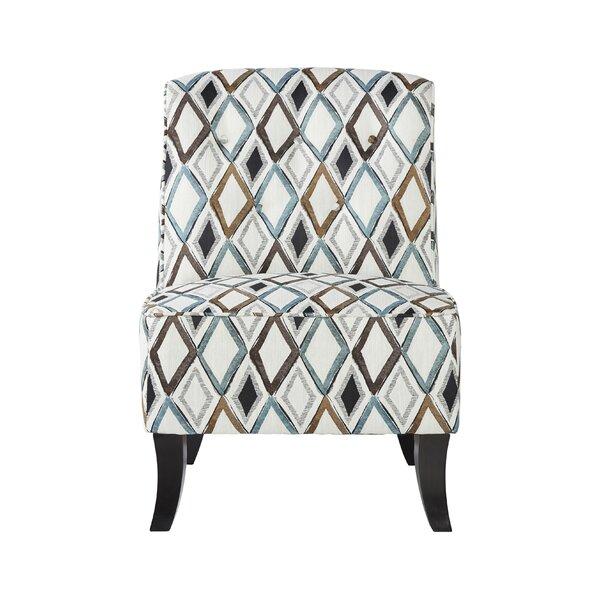 Winnols Slipper Chair By Winston Porter