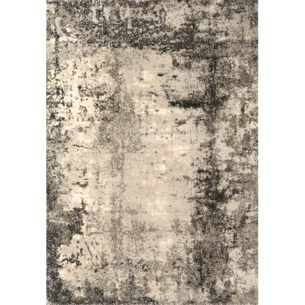 Holgate Trance Gray Area Rug by Williston Forge