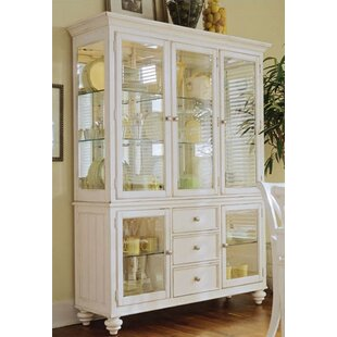 Superior Wheelock Lighted China Cabinet