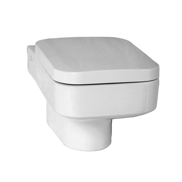 WJ 1.6 GPF Elongated Toilet Bowl by VitrA by Nameeks