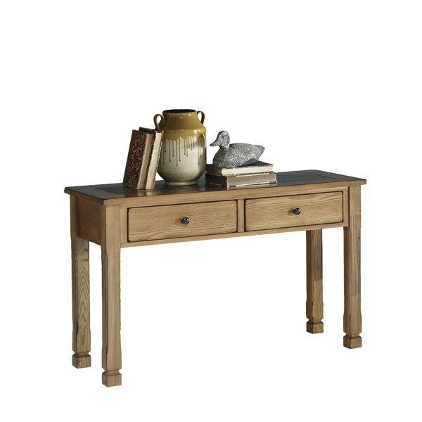 Rustic Ridge Console Table by Progressive Furniture Inc.