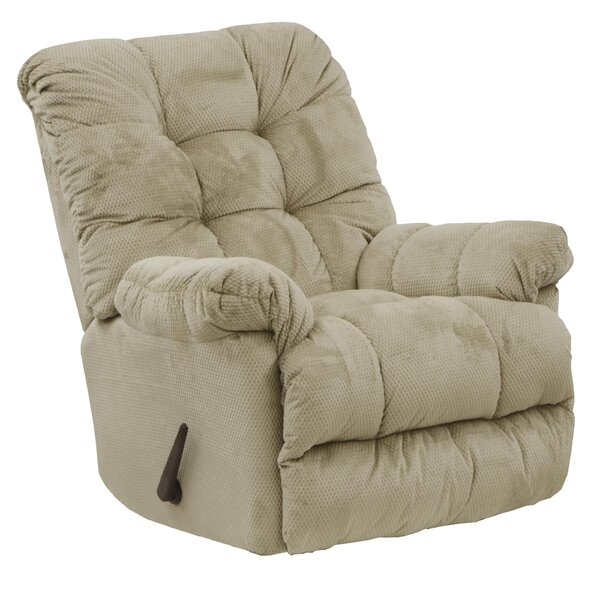 Rocker Deluxe Reclining Heated Full Body Massage Chair Red Barrel Studio W001960597