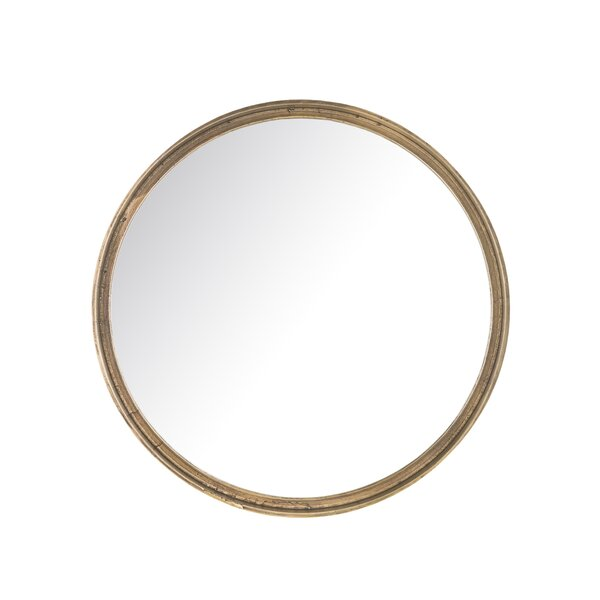 Mile Accent Mirror by Bloomsbury Market
