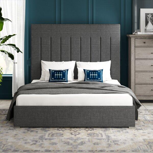 Handley Upholstered Standard Bed by Brayden Studio Brayden Studio