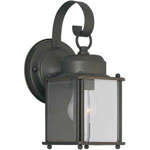 Sprague 1-Light Outdoor Wall Lantern