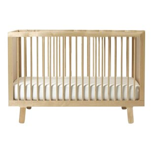 Sparrow 2-in-1 Convertible Crib by Oeuf