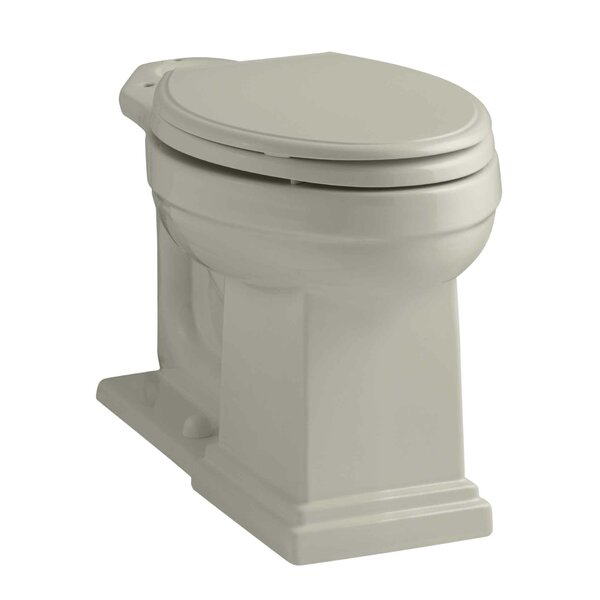 Tresham Comfort Height Elongated Bowl by Kohler