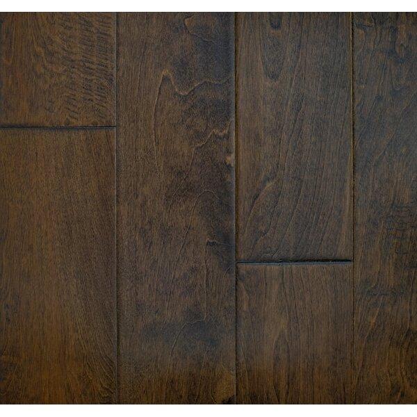 Modern Home 5 Engineered Birch Hardwood Flooring in Java by Albero Valley