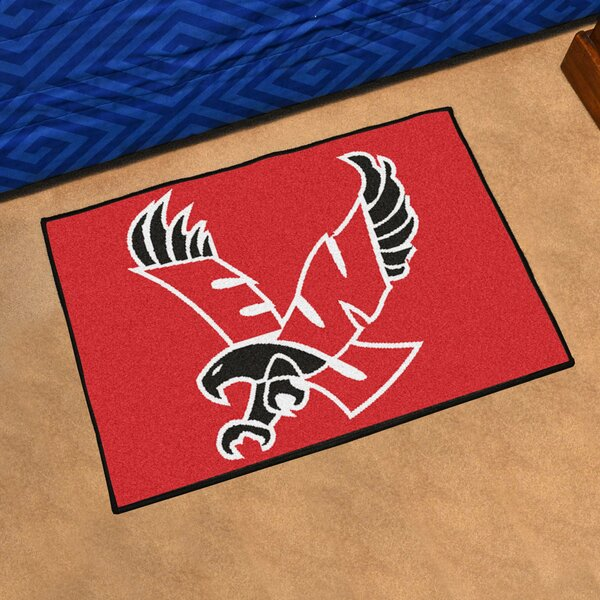 NCAA Eastern Washington University Basketball Mat by FANMATS