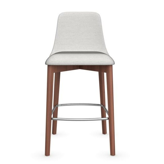 Etoile - Upholstered Stool By Calligaris