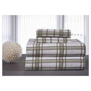 Plaid, Plaid World Flannel Sheet Set