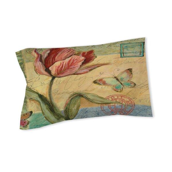 Loretta Tulip Sham by August Grove
