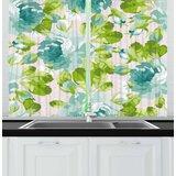 Shabby Chic Kitchen Curtains | Wayfair