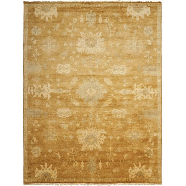 Geil Tobacco Area Rug by Bloomsbury Market