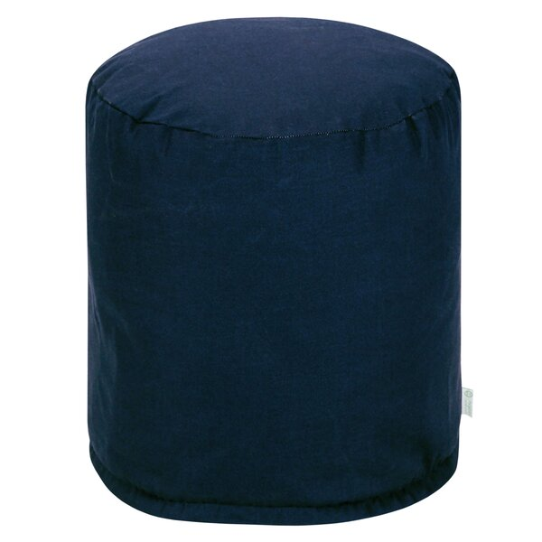 Witter Small Pouf by Wrought Studio