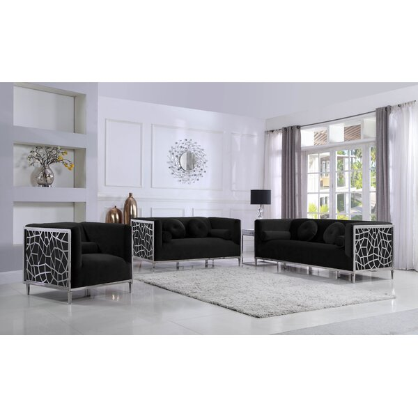 #2 Hop Configurable Living Room Set By Everly Quinn Spacial Price