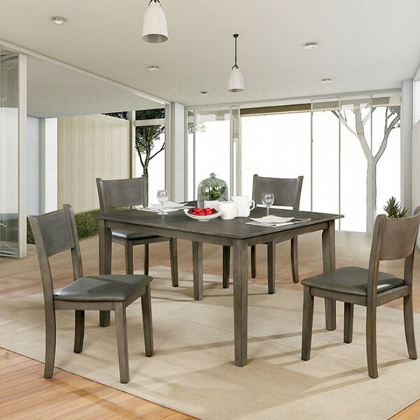 Costales 5 PC Dining Table Set by Winston Porter Winston Porter
