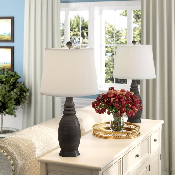 Eaton 29 Table Lamp (Set of 2) by Three Posts