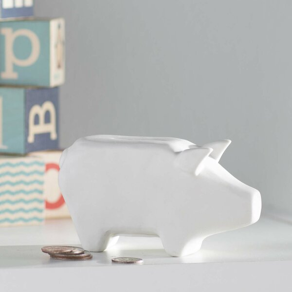 Felix Piggy Bank by Viv + Rae