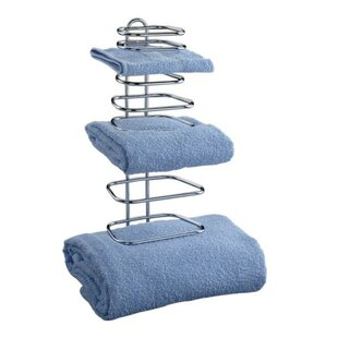 Three Guest Wall Mounted Towel Rack ByWildon Home ®