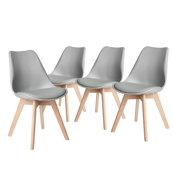 Free S&H Bobb Dining Chair (Set Of 4)
