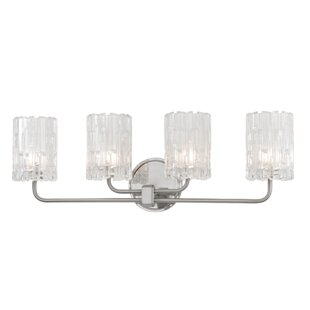 Compare & Buy Letcher 4-Light Vanity Light By Brayden Studio