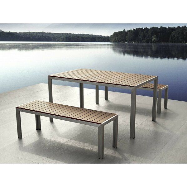 Basilica 6 Seater Dining Set by Home Etc