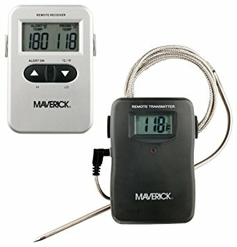Remote Digital Meat Thermometer by Maverick