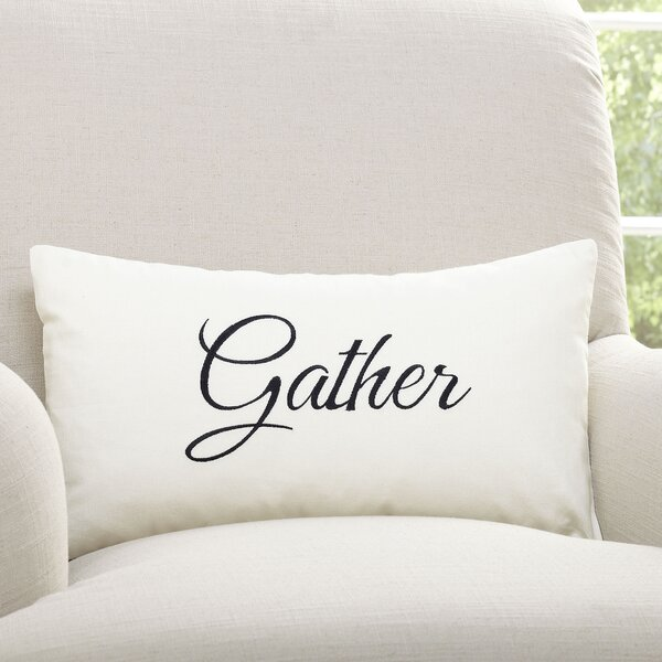 Gather Pillow Cover by Birch Lane™