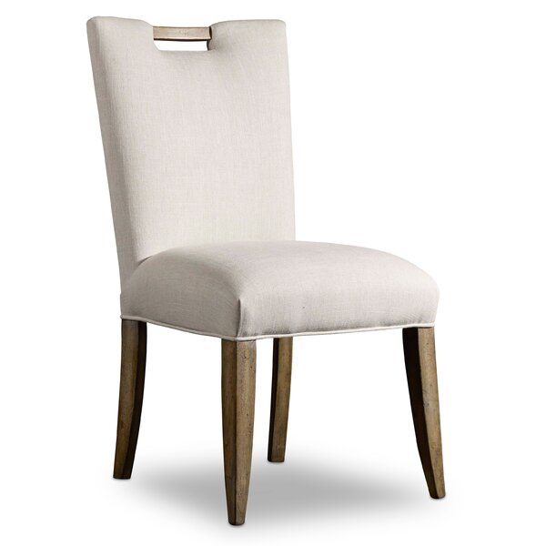 Melange Upholstered Dining Chair (Set of 2) by Hooker Furniture