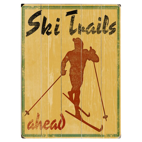 North Country Trails Wall Decor by Artehouse LLC