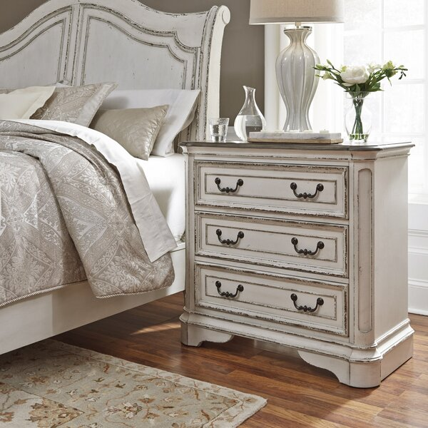 Treport 3 Drawer Bachelors Chest by One Allium Way