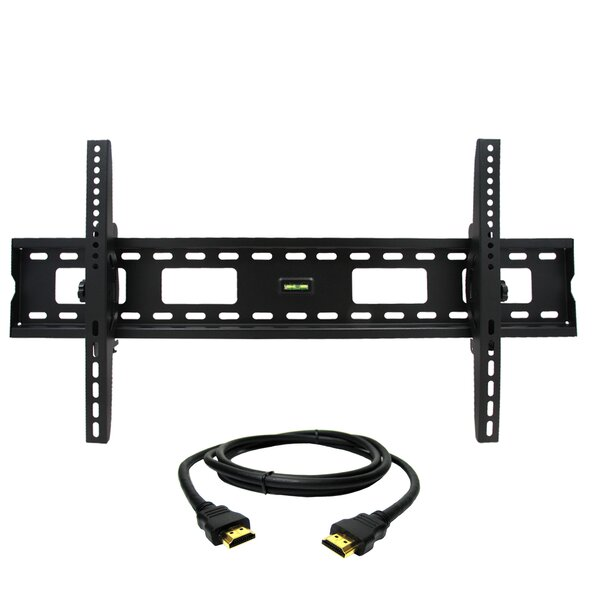 Tilt Wall Mount for 37'' - 80'' Plasma/LCD/LED Screens by MegaMounts