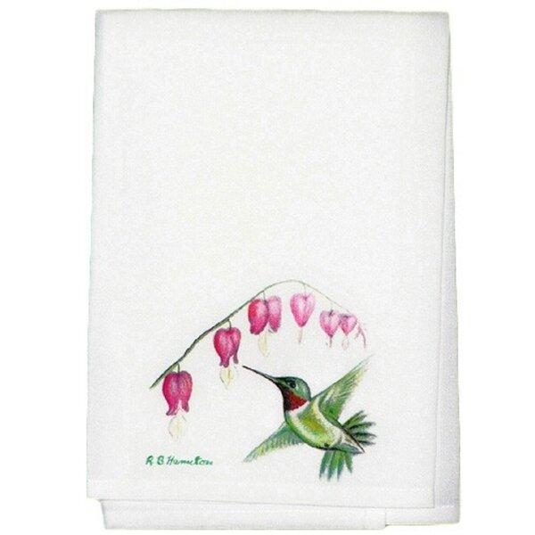 Simonds Hummingbird Hand Towel (Set of 2) by Winston Porter