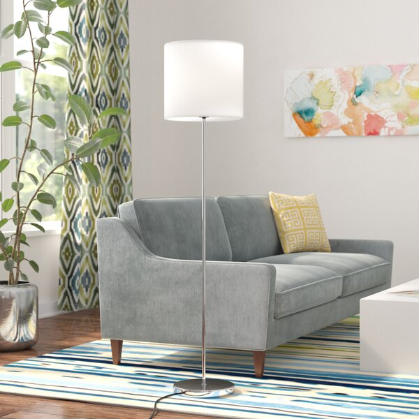 Hanneli 58 Floor Lamp by Ivy Bronx