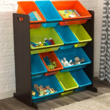 Sort It and Store It Toy Organizer by KidKraft