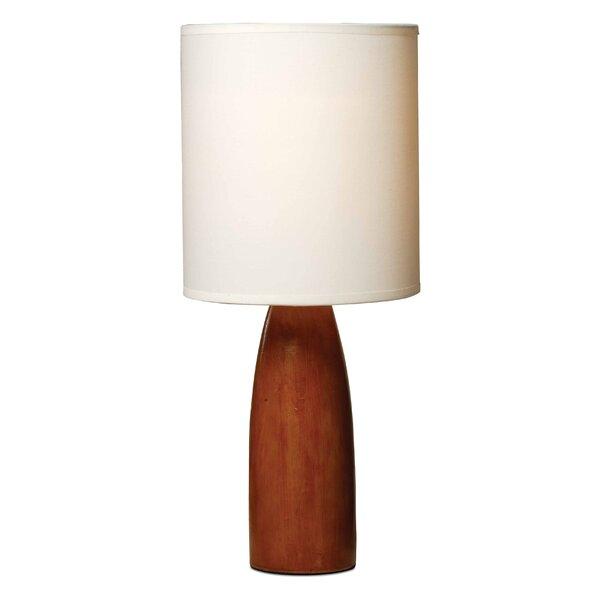 Lower Hazel 16.5 Table Lamp by Wrought Studio