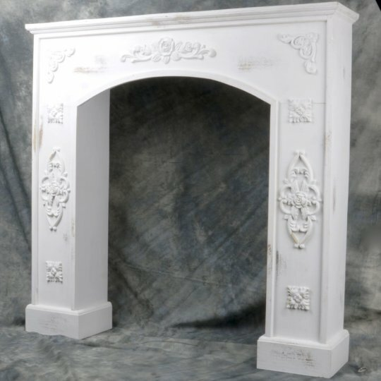 Wooden Fireplace Mantel Surround by Mr. MJs