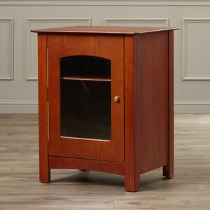 Entertainment Audio Cabinet Stand Andover Mills