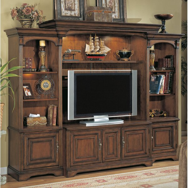 Brookhaven Entertainment Center by Hooker Furnitur