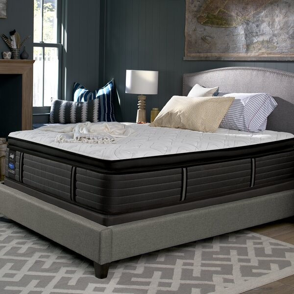 Response™ Premium 16 Cushion Firm Pillowtop Mattress by Sealy