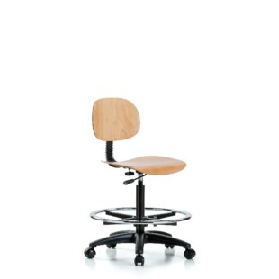 Lexus Drafting Chair by Symple Stuff #2