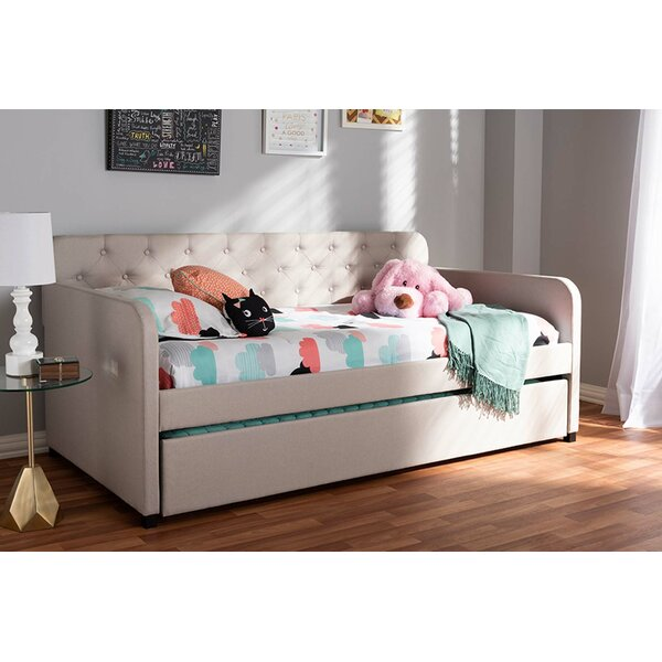 Mays Twin Daybed With Trundle By Red Barrel Studio