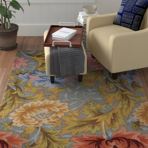 Haleigh Area Rug by Winston Porter