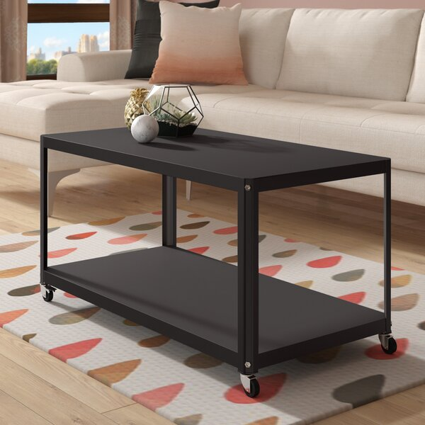 Taurus Coffee Table by Mercury Row