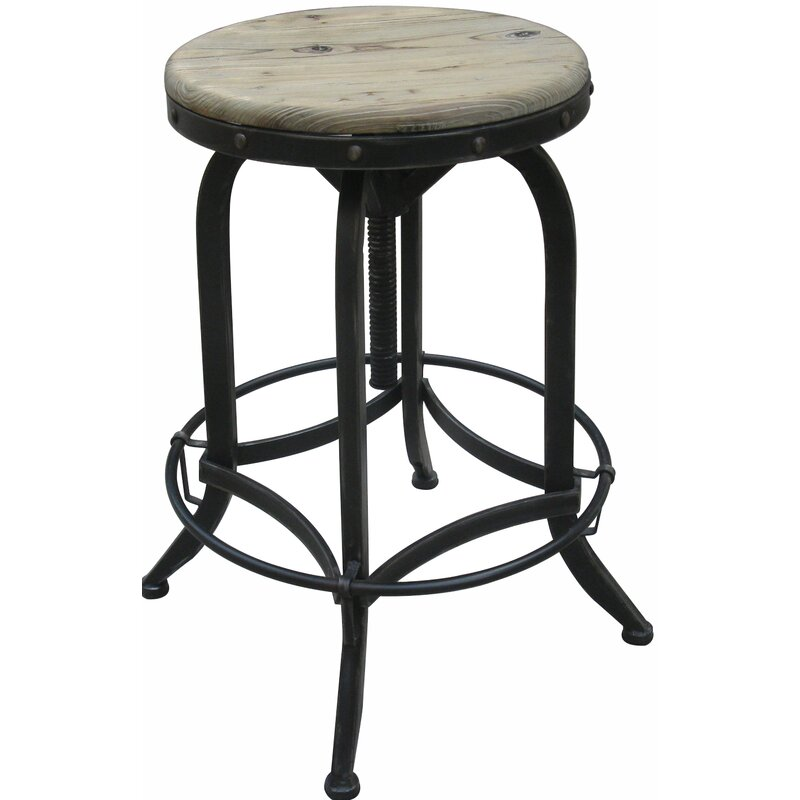 Cool Adjustable Height Barstool - Knowsley+Adjustable+Height+Barstool  Image_898298.jpg