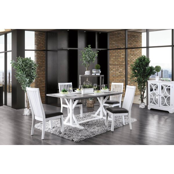 Adamou 5 Piece Dining Set by August Grove