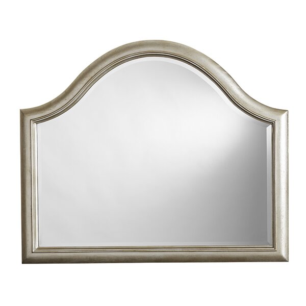 Stanmore Arched Dresser Mirror by Rosdorf Park